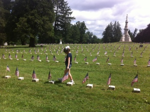 Union Soldiers' Graves